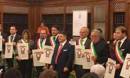 Roma, 'Roccaraso comune d'eccellenza', Di Donato ritira il premio al Senato