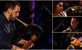 Concerto dell'Epifania a Scapoli con il suono delle zampogne