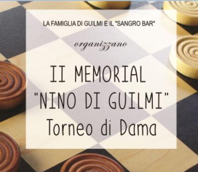 """Villa Scontrone, aperte le iscrizioni al torneo di Dama """"Memorial Nino Di Guilmi"""""""