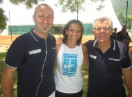 Tennis - La campionessa Roberta Vinci ospite del Centro FIT a Castel di Sangro