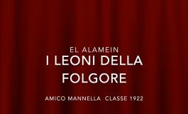 El Alamein, i Leoni della Folgore: Amico Mannella classe 1922