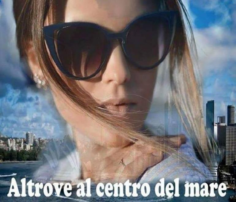 'Altrove al centro del mare', il romanzo di Elena Lombardi diventa cartaceo