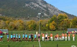 Calcio, cinque sberle dell'Ala Fidelis al Fornelli
