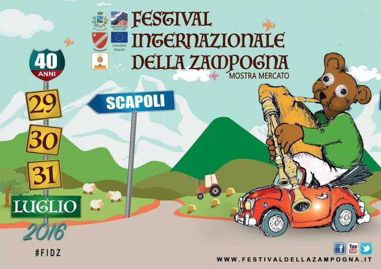 Scapoli, torna il festival internazionale della zampogna