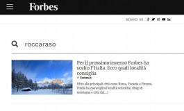 Turismo, rivista americana Forbes incorona Roccaraso tra le migliori stazioni sciistiche italiane