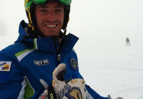 """Roccaraso, Alfonso Trilli """"il formidabile"""" entra nell'olimpo degli sci"""