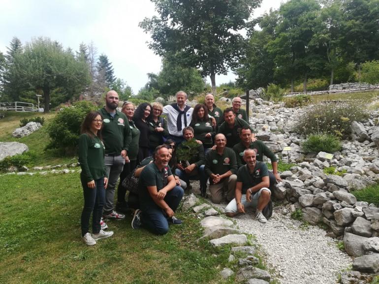 Capracotta, mostra e laboratorio di bonsai al giardino della flora appenninica