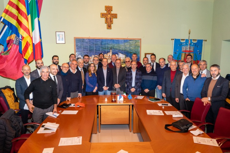 """27 comuni entrano nei """"borghi più belli d'Italia in Abruzzo e Molise"""", Di Marco presidente della neo associazione"""