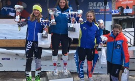 Sci - Roccaraso, campionati regionali: Sai Napoli vince 10 titoli su 14