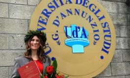 110 e lode per Francesca Labanca, laureata in lingue e letterature culture moderne