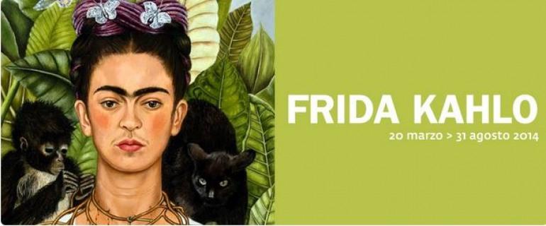 Molisani a Roma: focus sulla mostra di Frida Khalo