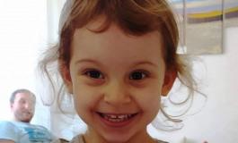 Auguri alla piccola Giulia che oggi compie 3 anni