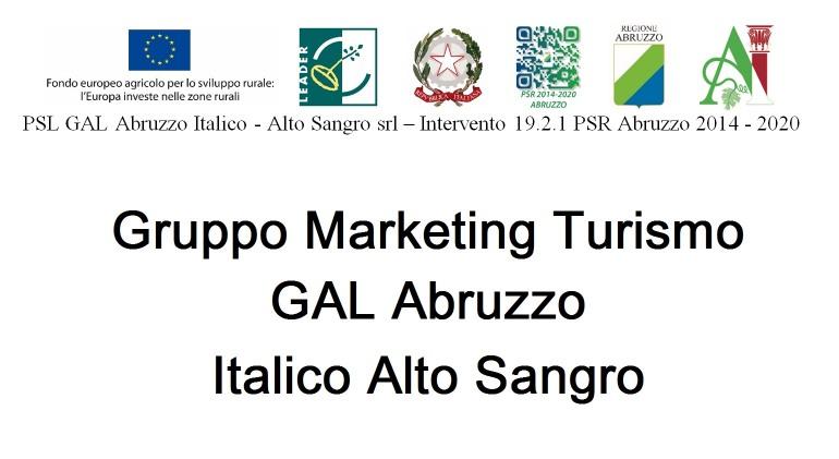 Gal Abruzzo Italico Alto Sangro, nasce il Gruppo Marketing Turismo