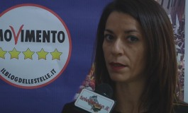 Castel di Sangro, intervista alla senatrice cinquestelle Gabriella Di Girolamo