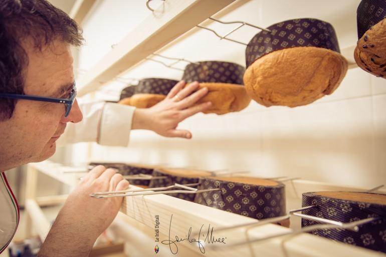 Re Panettone, Germano Labbate stupisce la platea con i sapori tipici a Milano