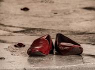 Giornata contro la violenza sulle donne, Castel di Sangro si tinge di rosso
