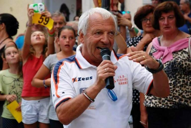 Giovanni Labbate…l'eroe di Villacanale, lo ringraziano i tassisti della capitale
