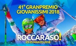 41^ edizione Gran Premio Giovanissimi, presenze record a Roccaraso per le gare di sci alpino