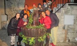 Tre giorni di 'Cantine Divine' a Guardiaregia: ieri sera l'inaugurazione