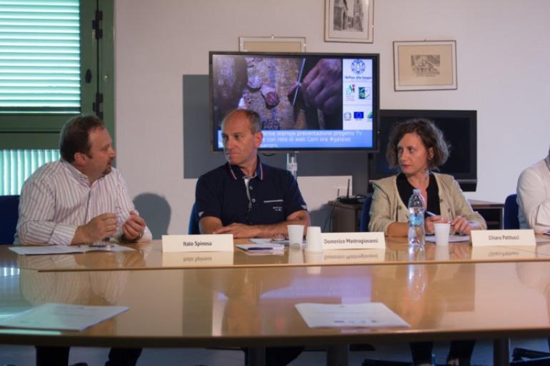 Incoming Abruzzo lancia la Tv digitale con rete web cam