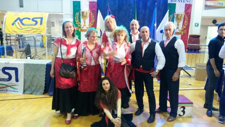 'Caserta Team Dance', Aldica Dance vince due premi speciali. E adesso si vola a Budapest