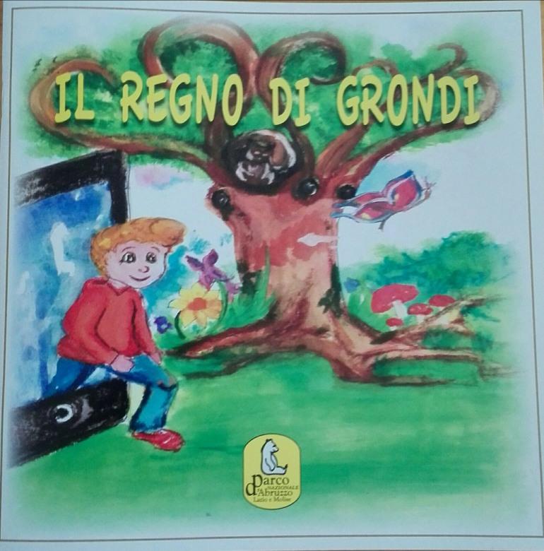 'Il regno di Grondi', la favola del Parco d'Abruzzo va a ruba tra i bambini