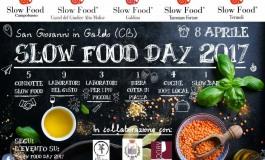 L'Alto Molise presente allo Slow Food Day