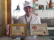 Castel di Sangro, 2° posto al campionato mondiale della pizza per Salvatore Iorio