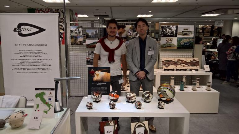 Da Montaquila al Giappone, continua l'ascesa del laboratorio Zaccarella