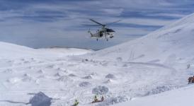 S.A.G.F., concluse  sugli altipiani maggiori d'Abruzzo le esercitazioni dedicate al soccorso organizzato in valanga e ricerca dispersi