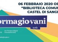 Incontro a Castel di Sangro, 'Giovani ed Europa': mobilità con Eures