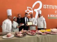 Dalla terrazza d'Abruzzo a Roccaraso, chef Tinari promette stage a Villa Maiella