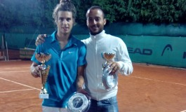Tennis - Castel di Sangro, Lorenzo Guerrini trionfa al torneo nazionale