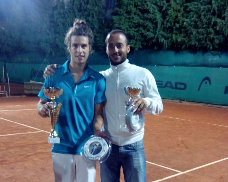 Tennis – Castel di Sangro, Lorenzo Guerrini trionfa al torneo nazionale