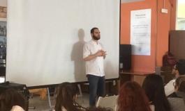 """Alberghiero Roccaraso, lezione del panettiere Adriano Del Mastro: da Campo di Giove al """"Gambero Rosso"""""""
