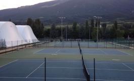Castel di Sangro, iniziano i corsi dell'Accademia Tennis