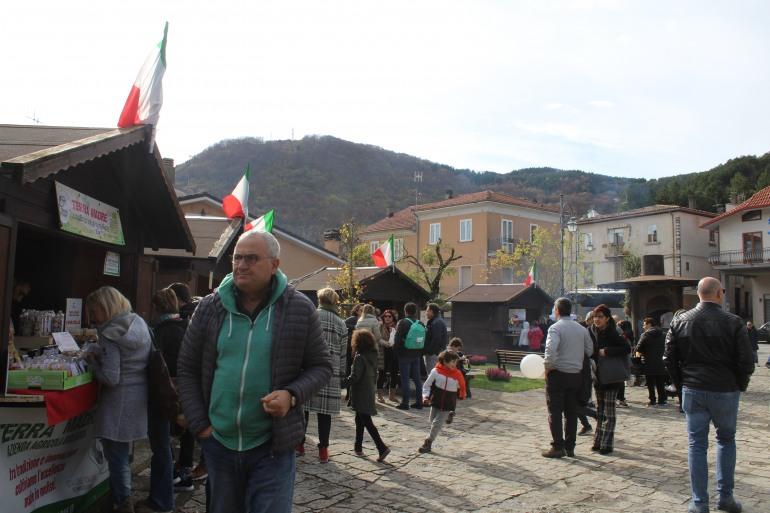 Mostra mercato del tartufo bianco a San Pietro Avellana: 1 – 3 novembre