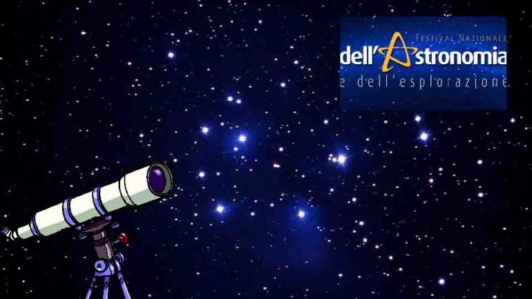 Tutto pronto per il festival dell'astronomia in Molise