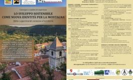 L'identità territoriale per lo sviluppo sostenibile: meeting nazionale in Alto Molise dal 4 al 6 ottobre