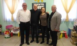 'Sogno di Iaia onlus' dona pianola all'ospedale di Bergamo