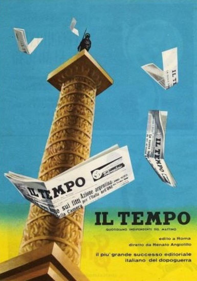"""'Il Tempo"""", stop all'edizione Abruzzo e Molise. Cronisti in piazza: salvate le nostre famiglie"""