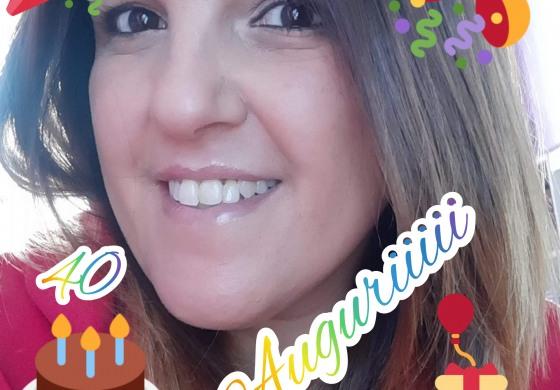 Le amiche augurano buon compleanno a Emiliana Buzzelli