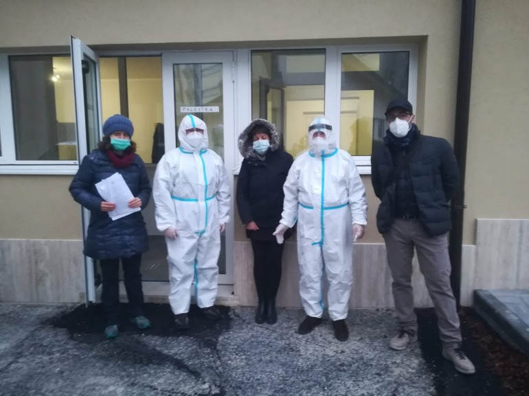 Istituto Alberghiero di Roccaraso, zero positivi su 48 tamponi antigenici