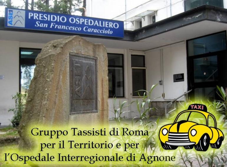 Agnone, mostra fotografica dei tassisti molisani a Roma