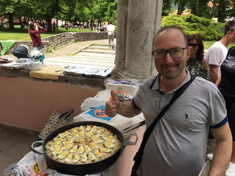 Lutto – Muore a 43 anni Antonio Lauriente: l'amico di tutti a Castel di Sangro