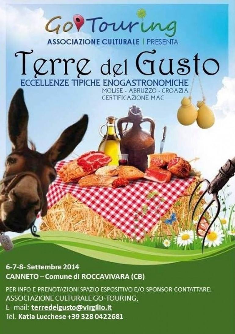"""Tre giorni nelle """"Terre del gusto"""" di Abruzzo e Molise"""