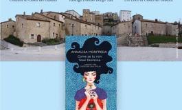 La direttrice di 'Donna Moderna' a Castel del Giudice per il suo ultimo libro