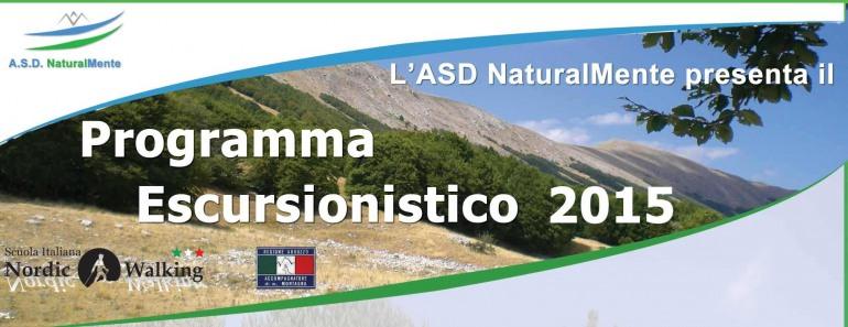 Pescocostanzo, al via il programma escursionistico 2015
