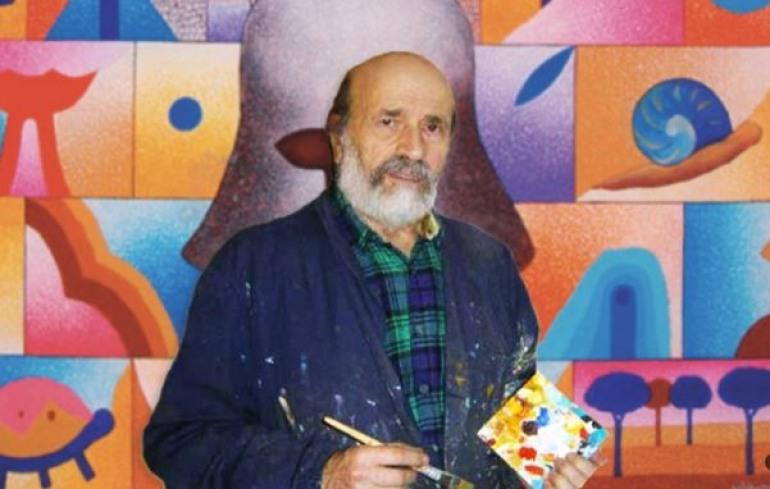 Le tele di Luigi Baldacci in esposizione a Bomba per la giornata nazionale delle Pro Loco