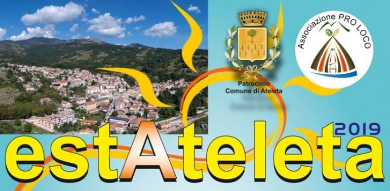 Esce 'EstAteleta', il cartellone estivo della Pro Loco di Ateleta: oggi il primo evento al parco comunale